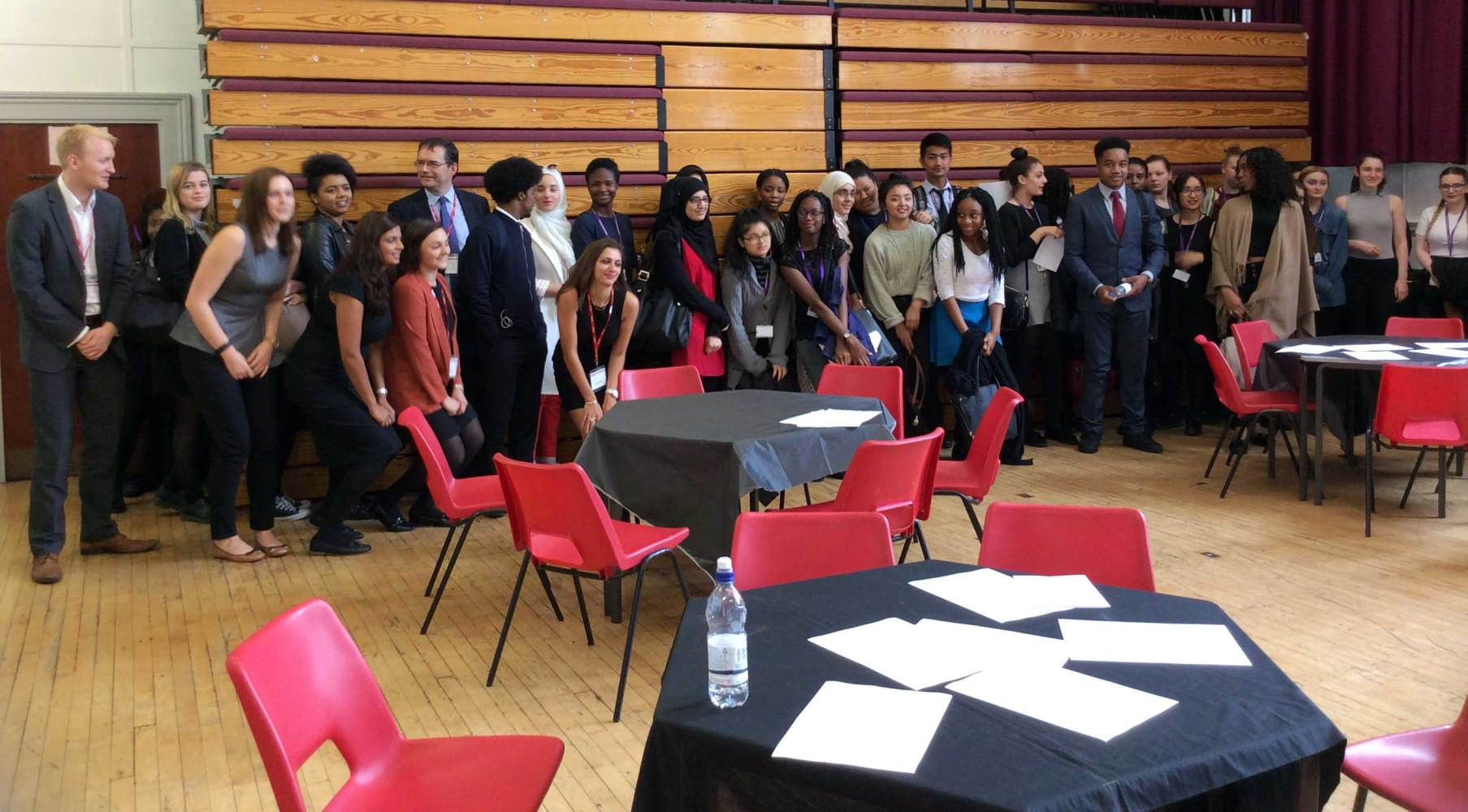 Year 12 Speed Interviewing Event