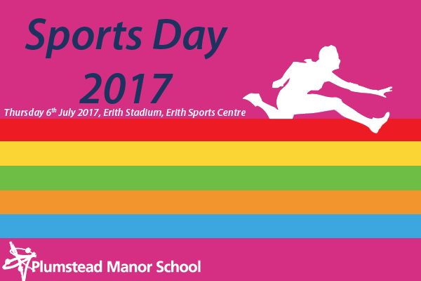 Plumstead Manor School Sports Day 2017